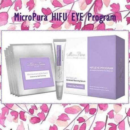 【Micro Pura】 HIFU微電流眼膜