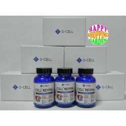美國S-CELL Cell Revival 好細胞再生膠囊