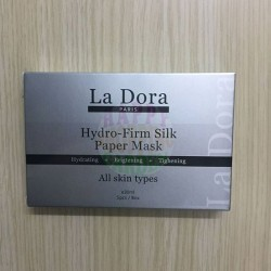 La Dora hydro-firm silk paper mask
