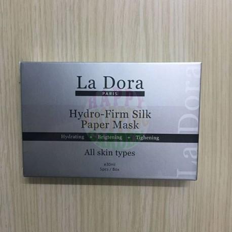 La Dora hydro-firm silk paper mask